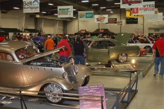 Toppers' show 2015 - click to see more photos!