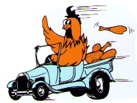 chase mascot